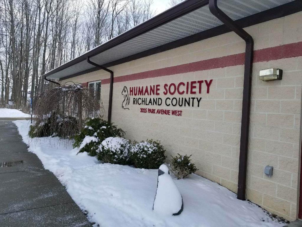Humane Society of Richland County - Humane Society
